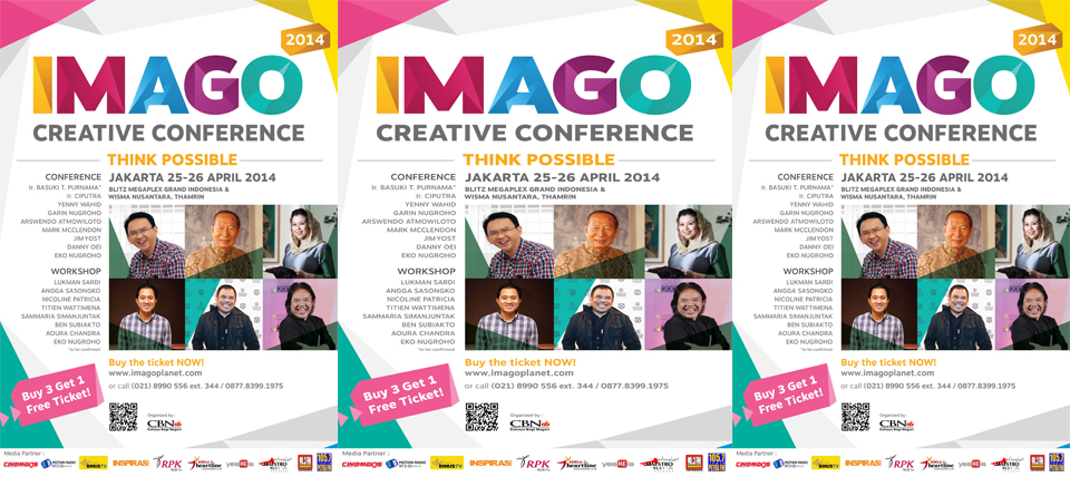 Open Your Eyes! IMAGO Film Festival and Creative Conference 2014