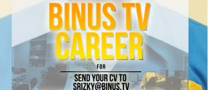 BINUS TV CAREER