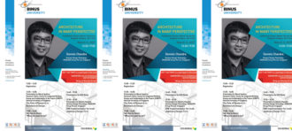 Blue Valley Series Goes to BINUS University