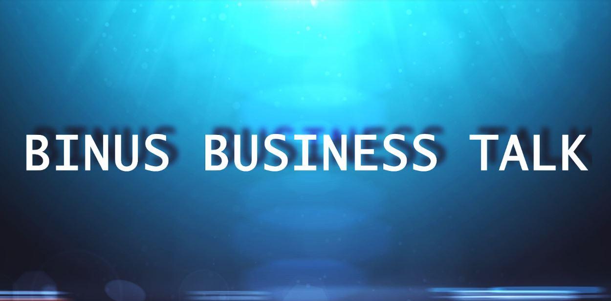 BINUS BUSINESS TALK