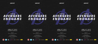 Nobar Avengers: Endgame JKT
