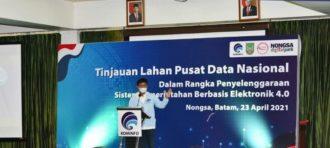 Indonesia akan Bangun Pusat Data Nasional
