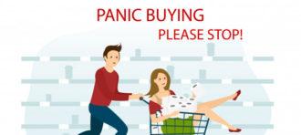 Tips Mencegah Panic Buying di Tengah Pandemic Ala BINUS TV!